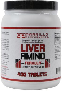 Vitamins and Aminos