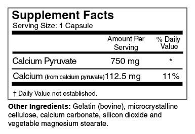 calcium-pyruvate