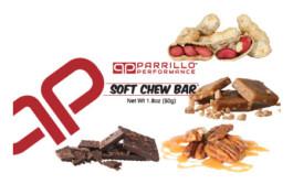 High Protein High Fiber Soft Chew Bars