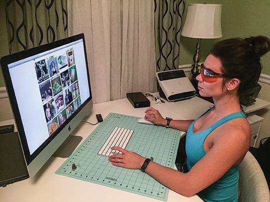 brandie-girmann-wearing-light-blocking-glasses