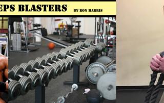 Ron Harris Biceps Training