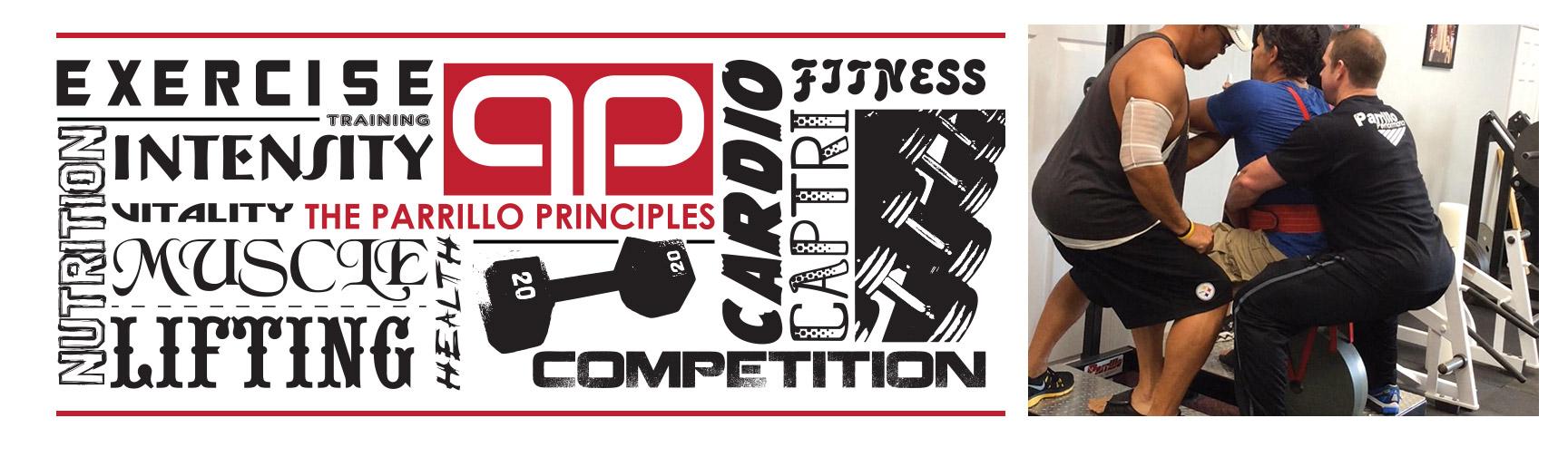 Parrillo Principles Banner